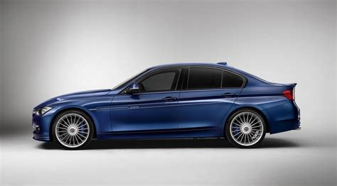 Bmw Alpina B3 Bi-turbo (2013) First Official Pictures By
