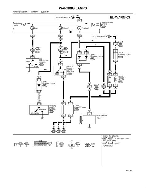 2002 Nissan Quest Wiring Diagram by Repair Guides Electrical System 2002 Warning Ls