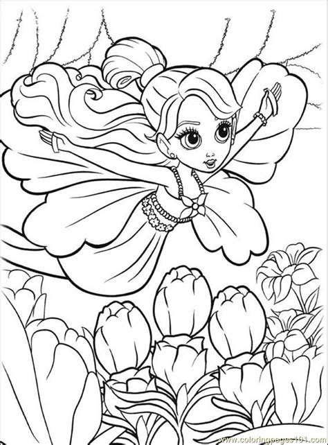thumbelina coloring pages  coloring page