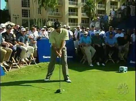 Fred Couples Monster Drive + SlowMo Swing Analysis - YouTube