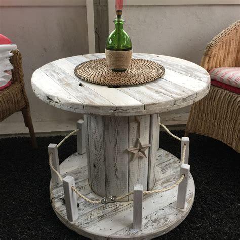Diy Kabelrolle Tisch Ihr Eigener Designer Tisch by Kabeltrommel Als Couchtisch Diy Kabelrolle Tisch Ihr