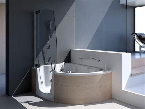 bagno con vasca ad angolo vasche ad angolo bagno vasche angolari