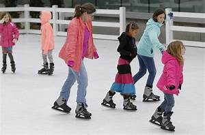 City Puts An End To Artificial Ice Rink After High Costs