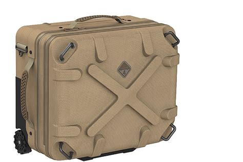 Hazard 4 Airstrike Hardshell Tech Airline Roller  Tactical Bags And Backpacks