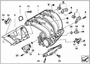Original Parts For E46 318ti N42 Compact    Engine   Intake Manifold System