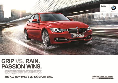 bmw ads 2016 ad caign for the new bmw 3 series