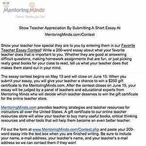 Proposal Essays My Favorite Teacher Essay In English For Class  Analytical Essay Thesis  Example Learning English Essay also Compare And Contrast Essay About High School And College My Favorite Teacher Essay Essay On Biofuels My Favorite Teacher  Reflection Paper Essay