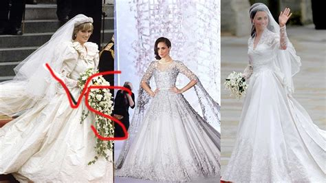 Here's How Meghan Markle's Wedding Dress Compares To