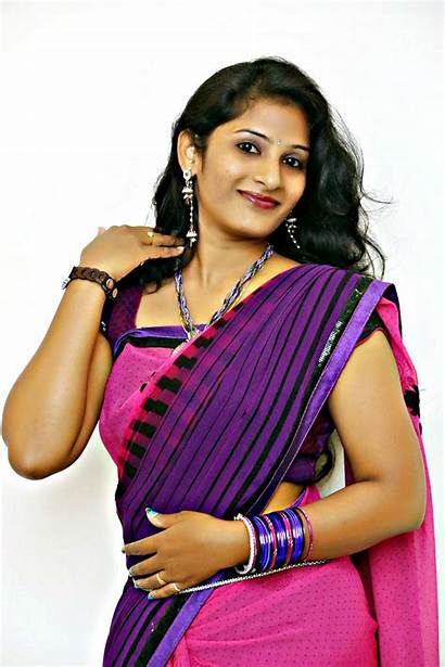 Tamil Saree Actress Madhavi Plus Heroine Indian