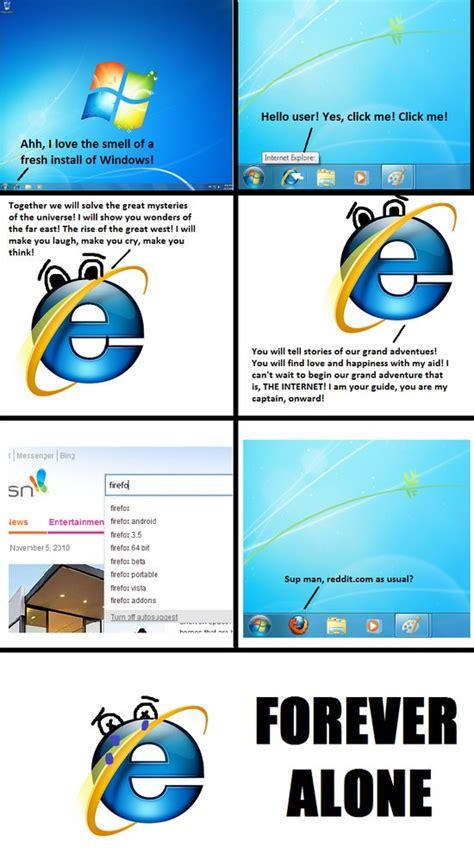 Internet Explorer Meme - image 344858 internet explorer know your meme