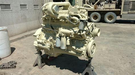 cummins nta   stc diesel engine rebuilt sold