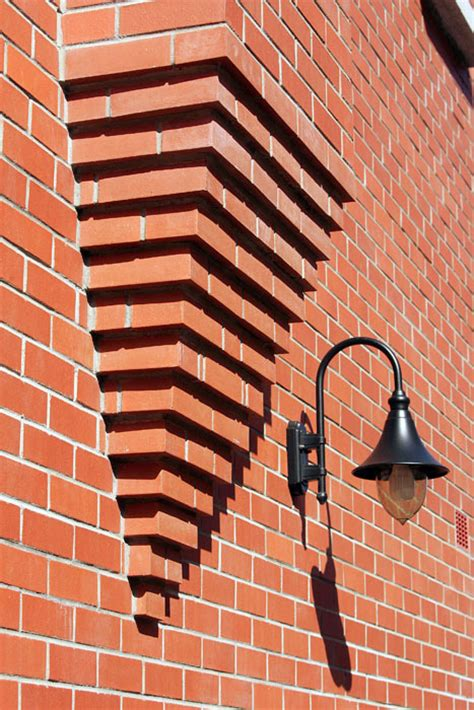 Corbel Bricks by Cranford Gallery