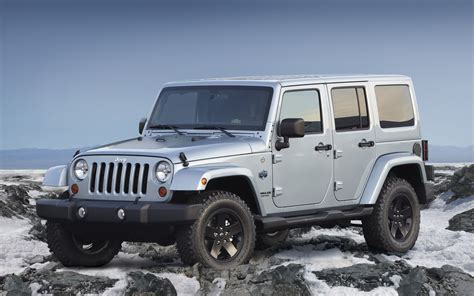 2012 Jeep Wrangler Unlimited Arctic Wallpaper
