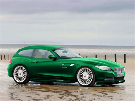New Rendering Bmw Z4 Coupe Based On Z3 E36