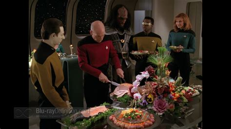 Star Trek TNG Season 3 Bluray arriving in April ...