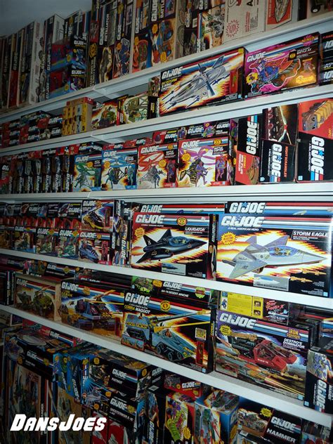 Collections Store by Dansjoes New G I Joe Room Hisstank