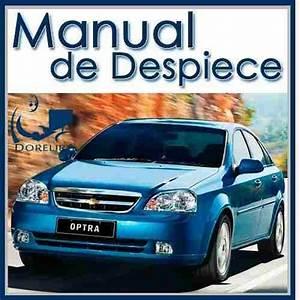 Manual De Despiece Completo Chevrolet Optra Espa U00f1ol
