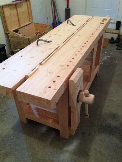 lake erie toolworks leg vise wagon vise