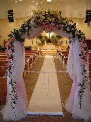 Church Flower Decorations Wedding by Toronto Korean Presbyterian Church Antique Rose Flower