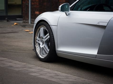2008 Edo Competition Audi R8 Front Section Angle