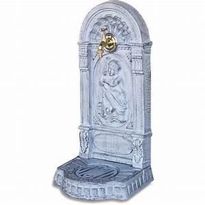 Fontaine De Jardin En Fonte : fontaine fonte ~ Melissatoandfro.com Idées de Décoration