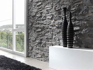 Wandverkleidung Stein Innen : naturstein wandverkleidung innen f r ihr zu hause mit modell pirineos ~ Orissabook.com Haus und Dekorationen