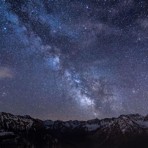 Wallpaper Weekends Amazing Milky Way Galaxy For