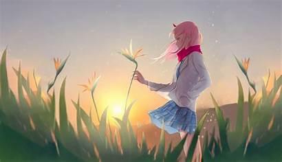 Anime Zero Franxx Darling Artist 4k Wallpapers