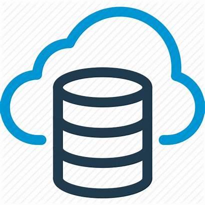 Cloud Storage Database Data Db Icon Icons