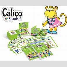 Homeschool Spanish Curriculum Calico Spanish  Spanish Playground