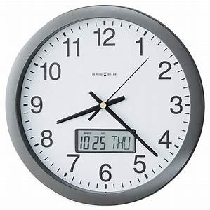 Clockway: 14in Howard Miller Quartz Wall Clock