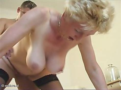 Granny Doggy Mature Women Sharing A Cock image #74645