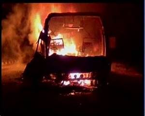India Bus Fire: Cause Remains a Mystery as Volvo Says Fuel ...