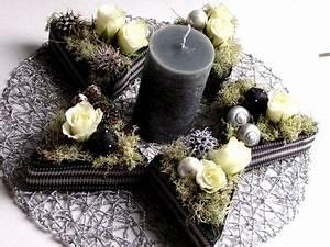 Art Floral Centre De Table Noel : with simplicity and style joyeux no l ~ Melissatoandfro.com Idées de Décoration