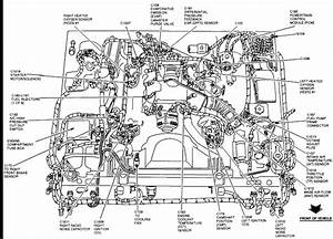 1999 Grand Marquis Engine Diagram