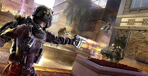 official concept art images  advanced warfare