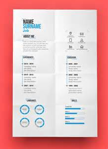 modern cv resume design inspiration 15 free elegant modern cv resume templates psd freebies graphic design junction
