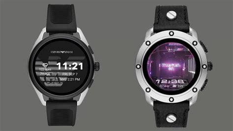 emporio armani and diesel launch new designer smartwatches emporio armani and diesel launch new designer smartwatches techradar