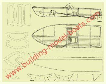 Boat Plans Explained by Model Boat And Ship Plans Explained