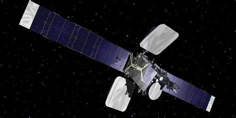 'Africa's Satellite' Avoided Millions Using A Very African ...