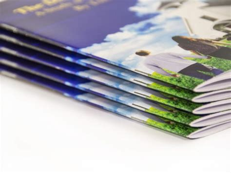 saddle stitched booklets zingprint
