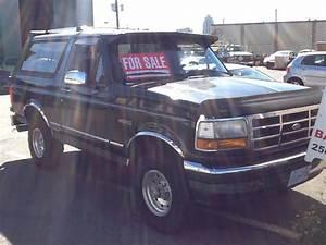 94 Ford Bronco Xlt Saanich  Victoria