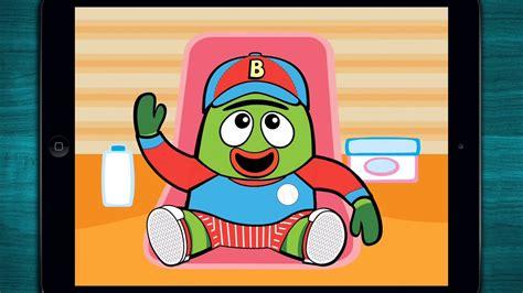Gabba Gabba Babies by Yo Gabba Gabba Babies Nurture App With Brobee