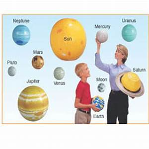 Amazon Learning Resources Inflatable Solar System - Pics ...