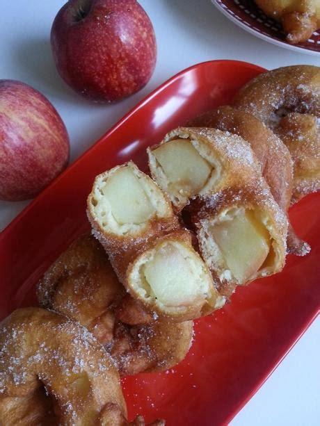 pate a beignet sans repos beignets aux pommes sans repos de la p 226 te paperblog