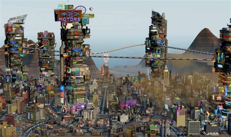 SimCity Cities of Tomorrow: 8 New Screens