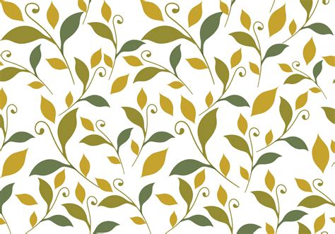Florale Muster Kostenlos by Leaf Pattern Free Vector 51 608 Free Downloads