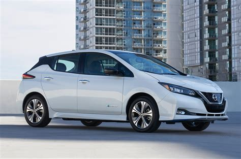 Nissan Reveals Leaf E-plus At Ces