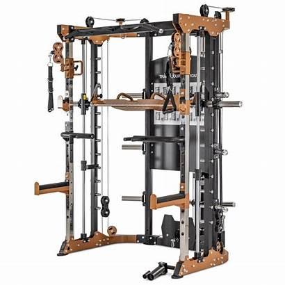 Functional Smith Trainer Machine Rack Power Fitness