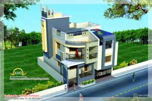 stunning duplex building plan duplex house plan and elevation sq ft kerala home with